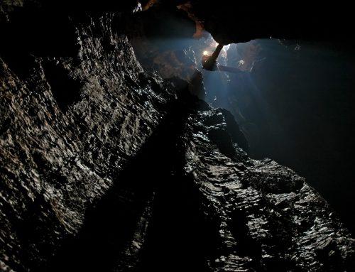 סנפלינג במערת קשת