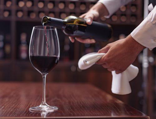 יין אדום – מה זה עושה לה?
